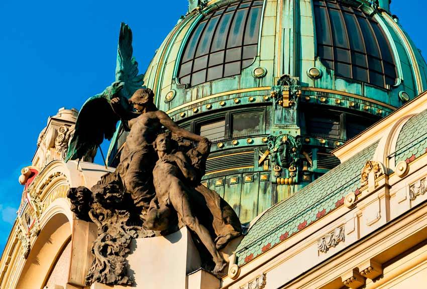 Free Tour Praga