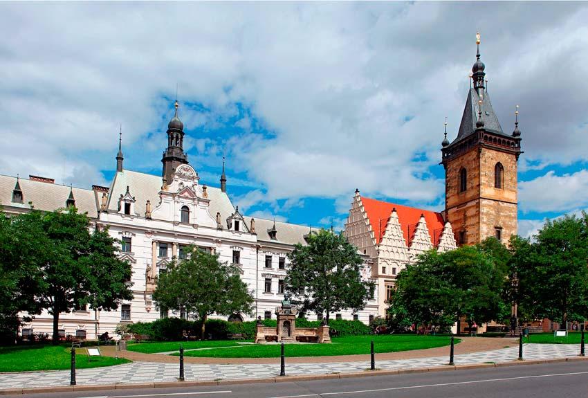 Ayuntamiento de Praga free tour praga