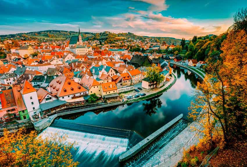 Český Krumlov: una pincelada a la joya de Bohemia del sur y algunas recomendaciones