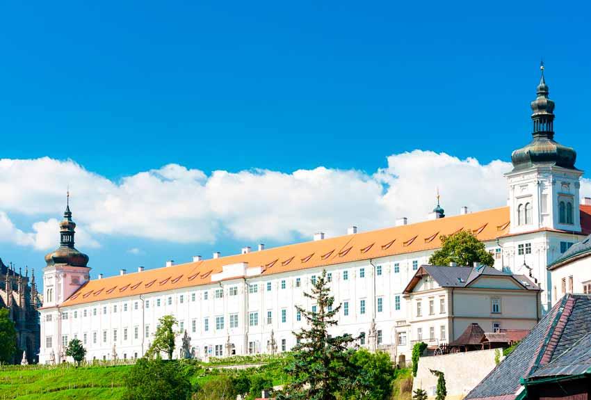 Colegio Jesuita free tour praga