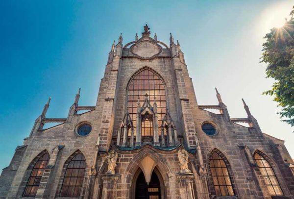 Iglesia de nuestra Señora de la Asunción y Juan Bautista
