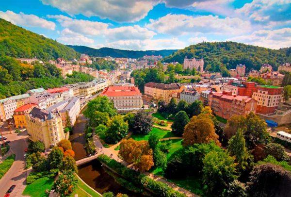 Karlovy Vary Praga free tour praga