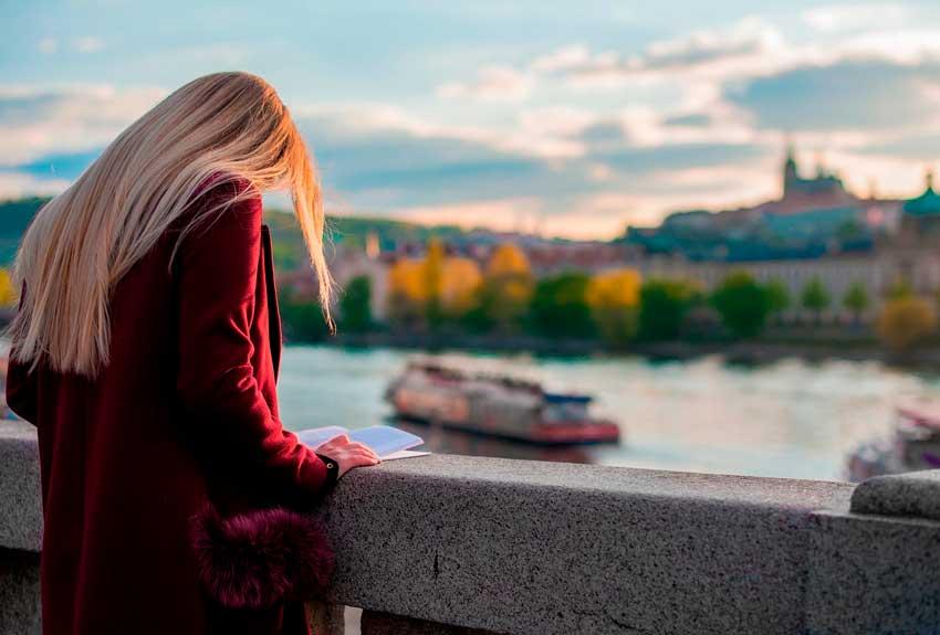 Libros inspirados en Praga